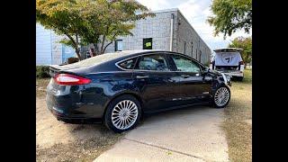Ford Fusion Hybrid -4750$, Авто из США в Молдову.