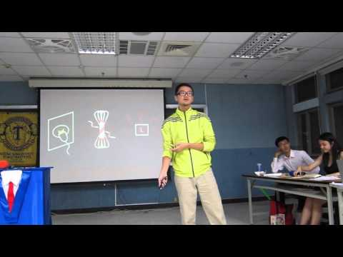 20151120 Professional Cup Shone Wang's C3 Speech: Fire