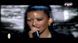 Christina Aguilera - The Voice Within (live)