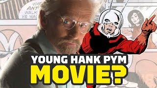 Would Marvel Ever Make a Young Hank Pym Movie?