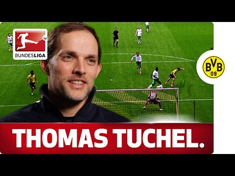 Thomas Tuchel - Dortmund's New Tactical Mastermind