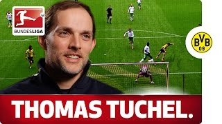 ► sub now: http://redirect.bundesliga.com/_bwbdborussia dortmund have unveiled their new head coach - thomas tuchel reveals to us his philosophy and pass...