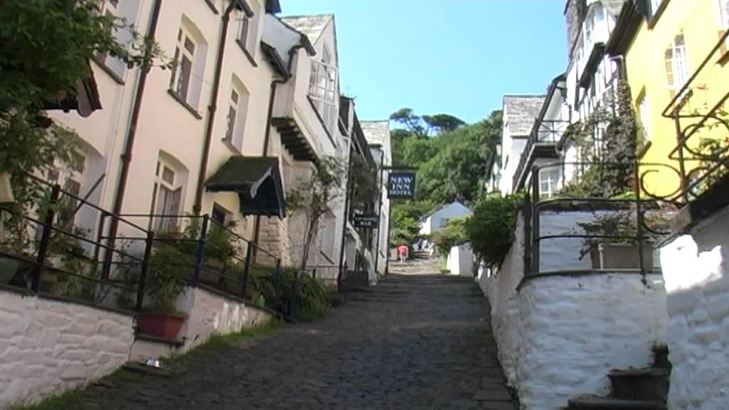 Clovelly Village North Devon  YouTube