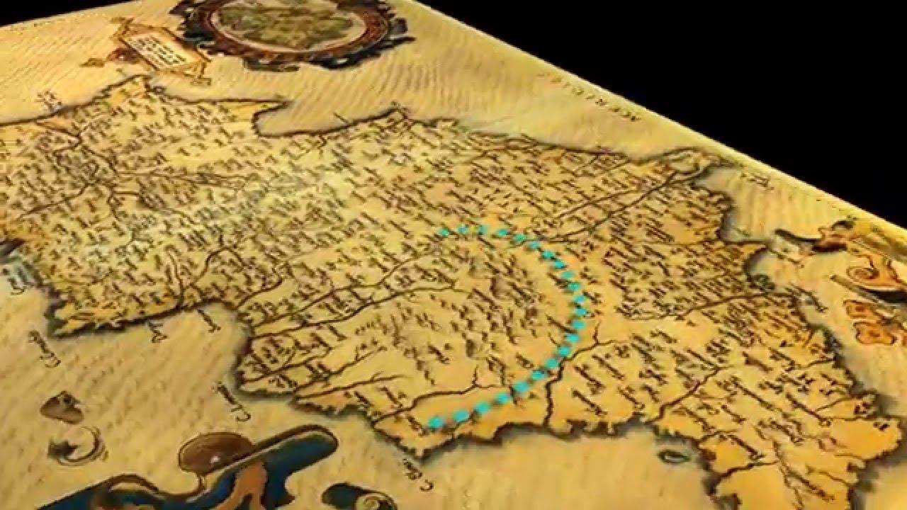 Travel map blender animation youtube gumiabroncs Choice Image