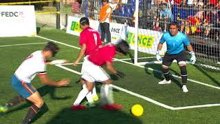 Highligths España - Colombia (4-1)
