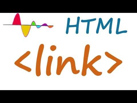 HTML - Link Element