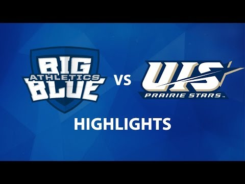 Highlights: Millikin Vs University Of Illinois - Springfield