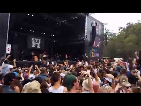 Australia Street - Sticky Fingers LIVE @ Splendour in the Grass 2014!