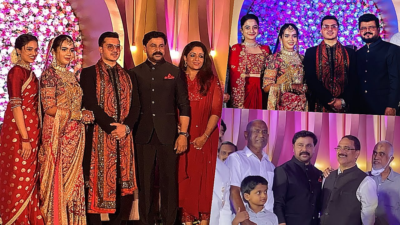 Download Nadirsha Daughter Wedding Video | Dileep | Meenakshi Dileep | Kavya Madhavan