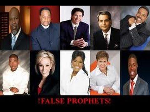 How to Recognize False Prophets
