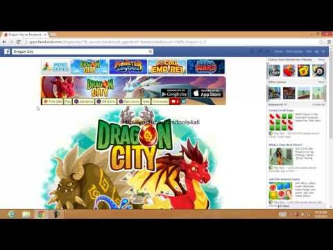 How to get ID facebook and session ID for Dragon City, Monster Legend