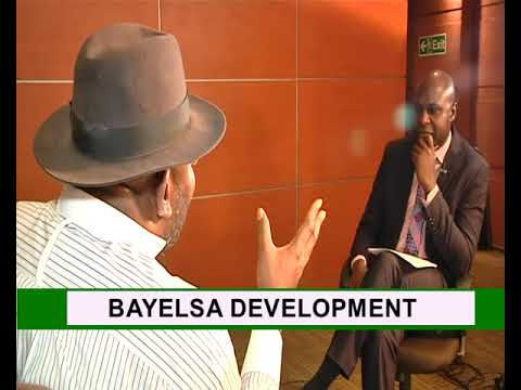 Mike Okwoche's Special Interview with Bayelsa State's governor, Seriake Dickson
