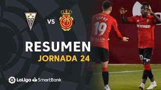 Resumen de Albacete BP vs RCD Mallorca (0-1)
