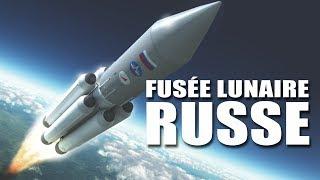La Russie développe une nouvelle fusée Lunaire ! DNDE#94