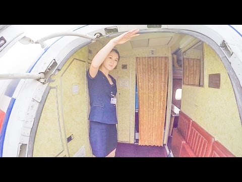 North Korea Aviation tour (Air Koryo 60th Anniversary)