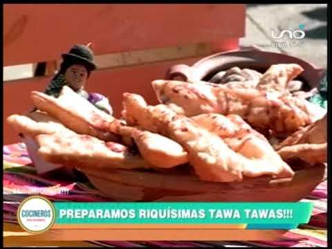 TAWA TAWA - Cocinero Alexander Ayala