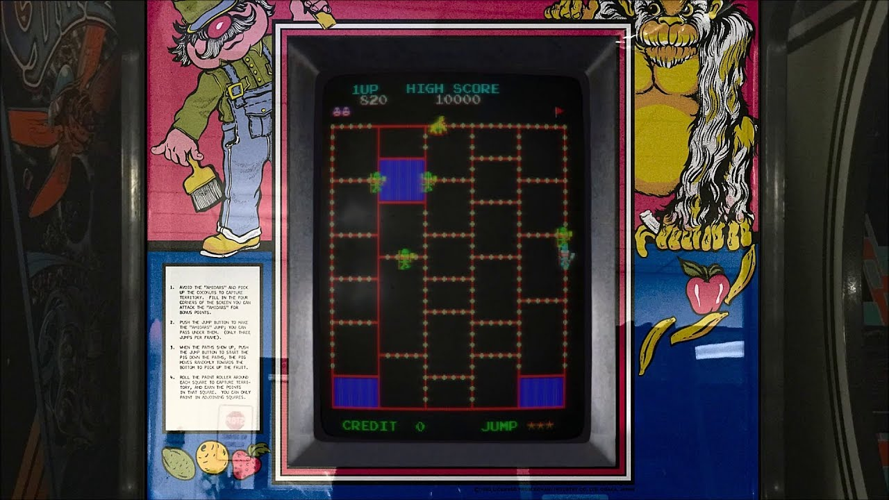 Realistic Arcade Bezels for Mame (Part 12) & Realistic Arcade Bezels for Mame (Part 12) - YouTube