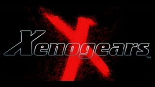 Classic PS1 Game Xenogears on PS3 in HD 1080p