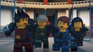 Hands of Time - LEGO NINJAGO - Season 7 Trailer