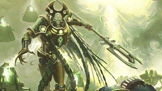 NECRON RULES: DECURION DETACHMENT-Warhammer 40k