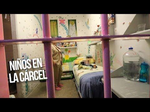 Así es una celda de prisión para bebés | Neza, México
