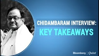 Financial Year 2020 Is A Wasted Year: P Chidambaram