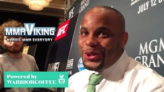 Cormier Wants Gustafsson on October 3rd in Houston
