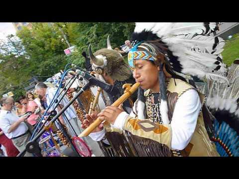 THE NATIVE AMERICANA  MUSICA PARA MEDITATION