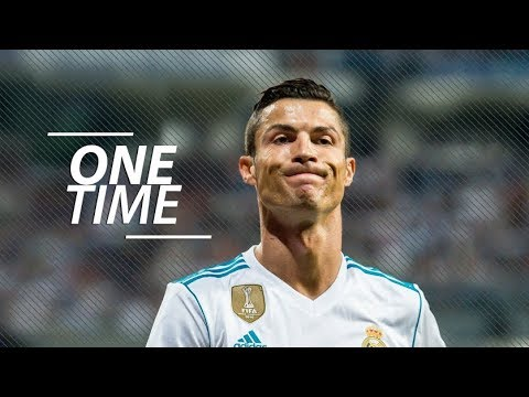 Cristiano Ronaldo 2018 • One Time • Skills & Goals | HD