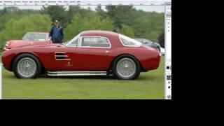 Maserati a6gcs comparison porn for replica