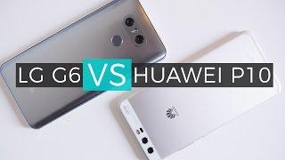 LG G6 versus Huawei P10: camera shootout (4k)