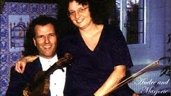 André Rieu and his wife Marjorie Rieu