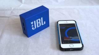JBL Go – Mobiler Bluetooth Lautsprecher im Test