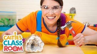 Caitie's Classroom Live  - Rocks! | Preschool Songs and Activities
