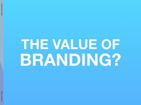 Value of Branding