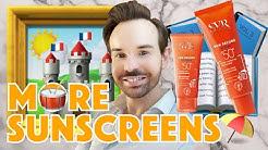 SVR sunscreens