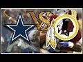 Cowboys scalp Redskins - Full Game - 1st Quarter - 12/28/2014