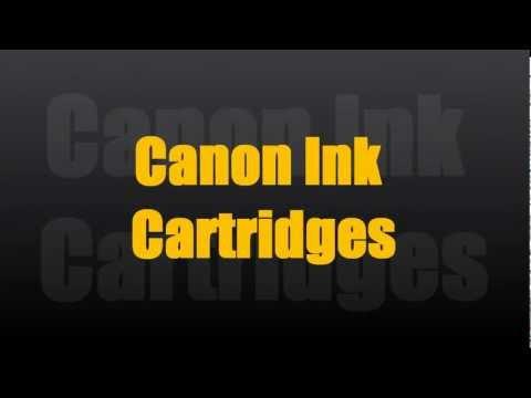 Canon Ink Cartridges -  Cheap Canon Printer Ink Cartridges