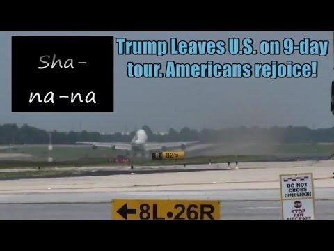 Trump Goodbye Tour Of America