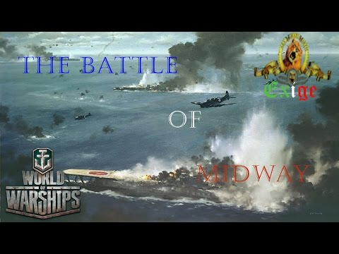 World of Warships ITA - The Battle of Midway - Streaming Online - Exige