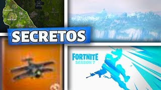Fortnite Teaser 3 Season 7 - Secrets of Iceberg AND Creative Mode