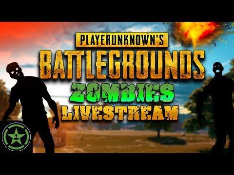 Achievement Hunter Live Stream - PLAYERUNKNOWN's Battlegrounds: Zombies