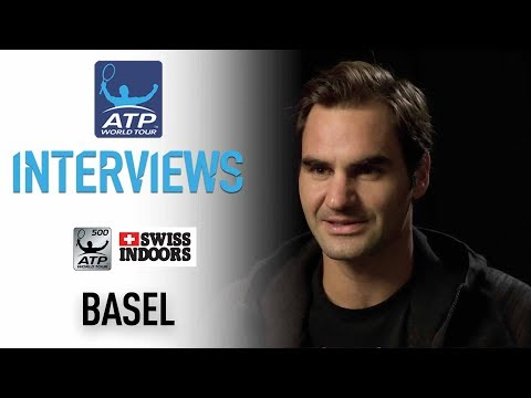 Federer Rejuvenated And Ready To Defend Title Basel 2017