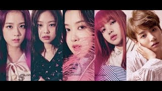 How would BLACKPINK x BTS Jungkook sing Fifth Harmony - Down ft. Gucci Mane