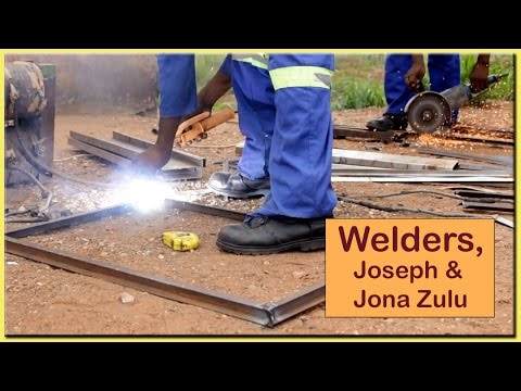 African Welders are planning to expand their business...