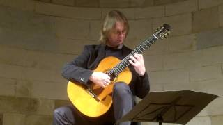 David Russell, guitar - El Ultimo tremolo (A. Barrios Mangoré)