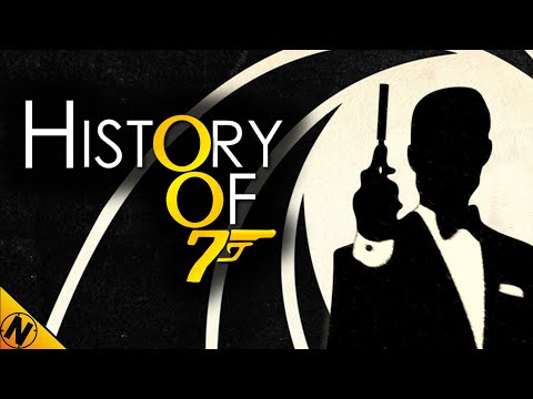 History Of James Bond 007 Games (1983 - 2020)