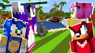 Minecraft Sonic The Hedgehog - Sonic's Double Date GONE WRONG! [41]