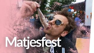Fynn und Hauke beim Matjesfest | Kliemannsland