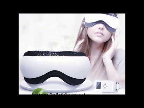 Instant RELIEF oogmasker , mas...
